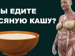 Исследования показали, что произойдёт с организмом, если каждый день на завтрак съедать овсяную кашу