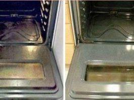 Как очистить духовку до блеска