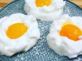 Яичницу готовлю только так, муж как ребенок радуется этому блюду