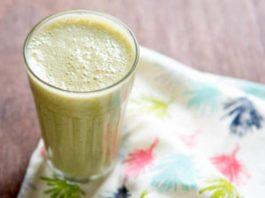 Замени завтрак этим напитком и забудь о жире на животе!