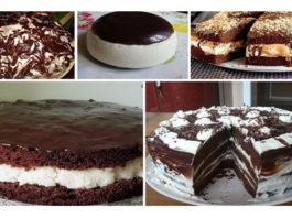 5 самых вкуснейших тортов. Безумно вкусные