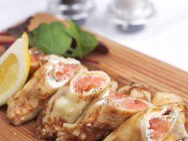 Главное в блинчиках — это начинка! 11 самых аппетитных вариантов